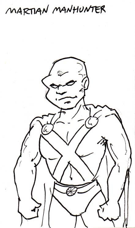 jlacard martianmanhunter