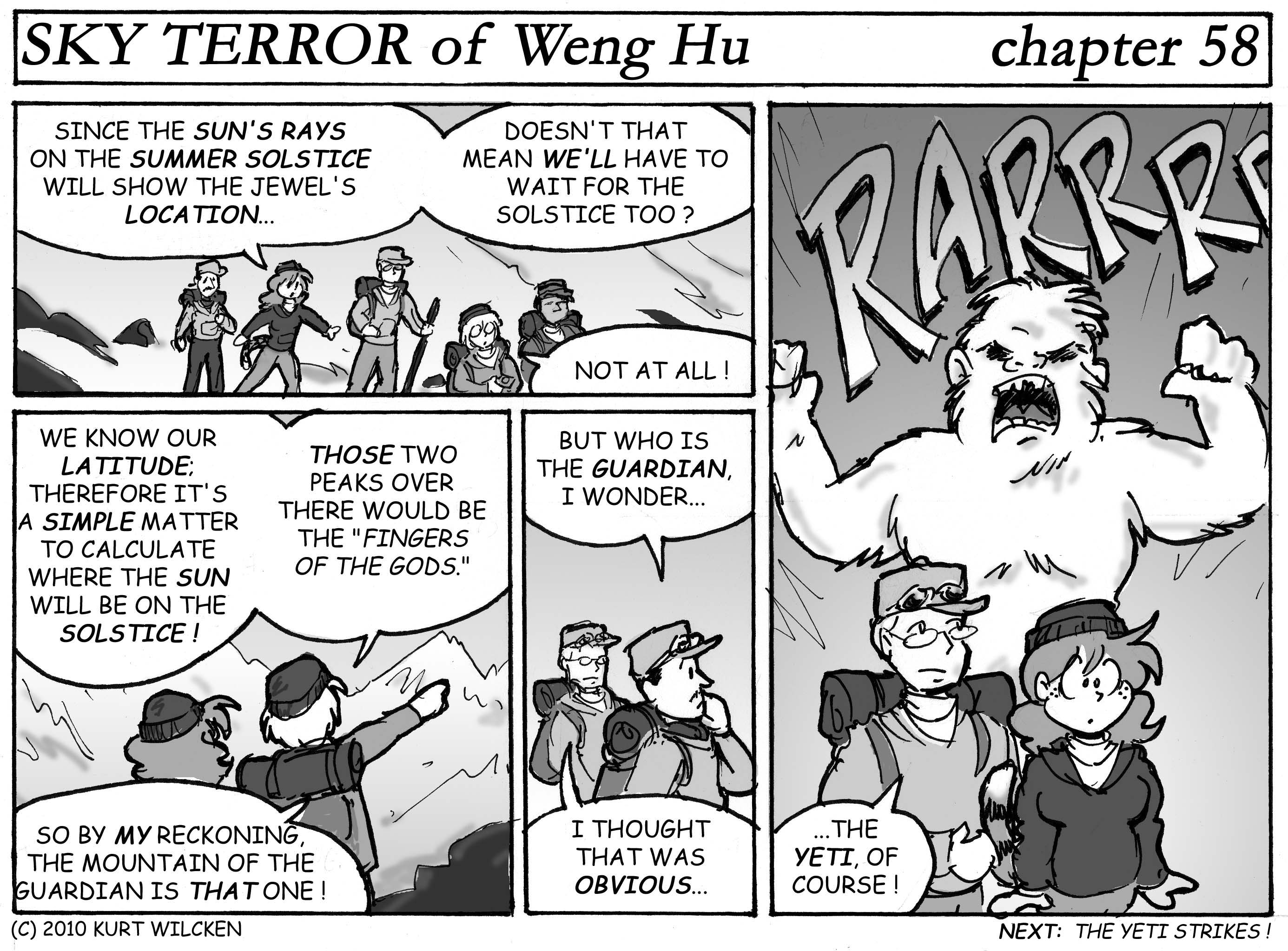 SKY TERROR of Weng Hu:  Chapter 58 — Applied Mathematics