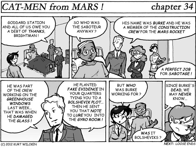 CAT-MEN from MARS:  Chapter 34 — Case Closed ?