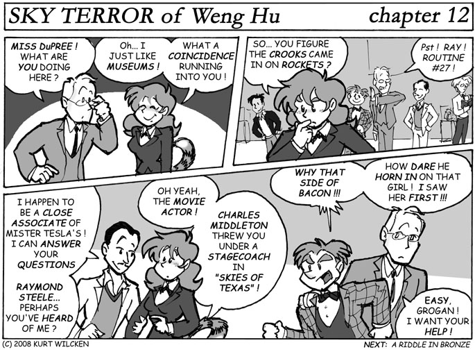 SKY TERROR of Weng Hu:  Chapter 12 — The Hand-Off